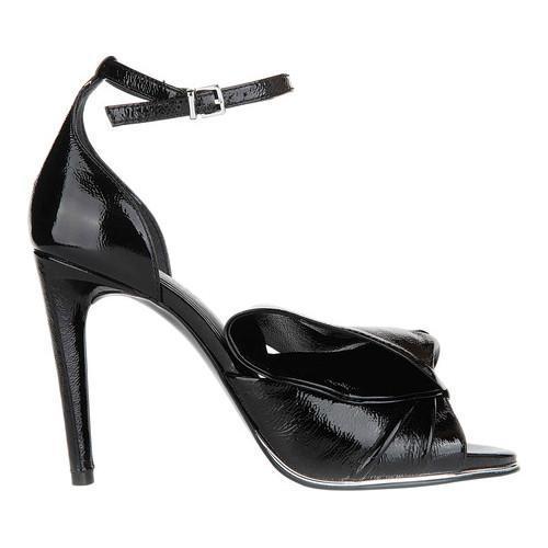 186e99bfc5c Women's Kenneth Cole New York Blaine Stiletto Heel Sandal Black Patent  Leather