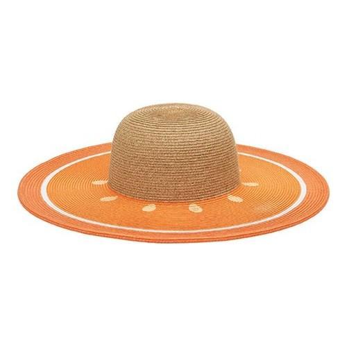 Shop Women s San Diego Hat Company Ultrabraid Sun Brim Fruit Hat UBL6803  Orange - Free Shipping On Orders Over  45 - Overstock.com - 19474043 a6f7ce853
