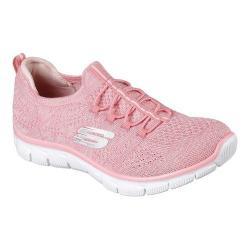 Women's Skechers Empire Sharp Thinking Slip-On Sneaker Pink
