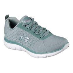 Women's Skechers Flex Appeal 2.0 Training Sneaker Sage