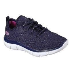 Girls' Skechers Skech Appeal 2.0 Bold Move Sneaker Navy/Multi