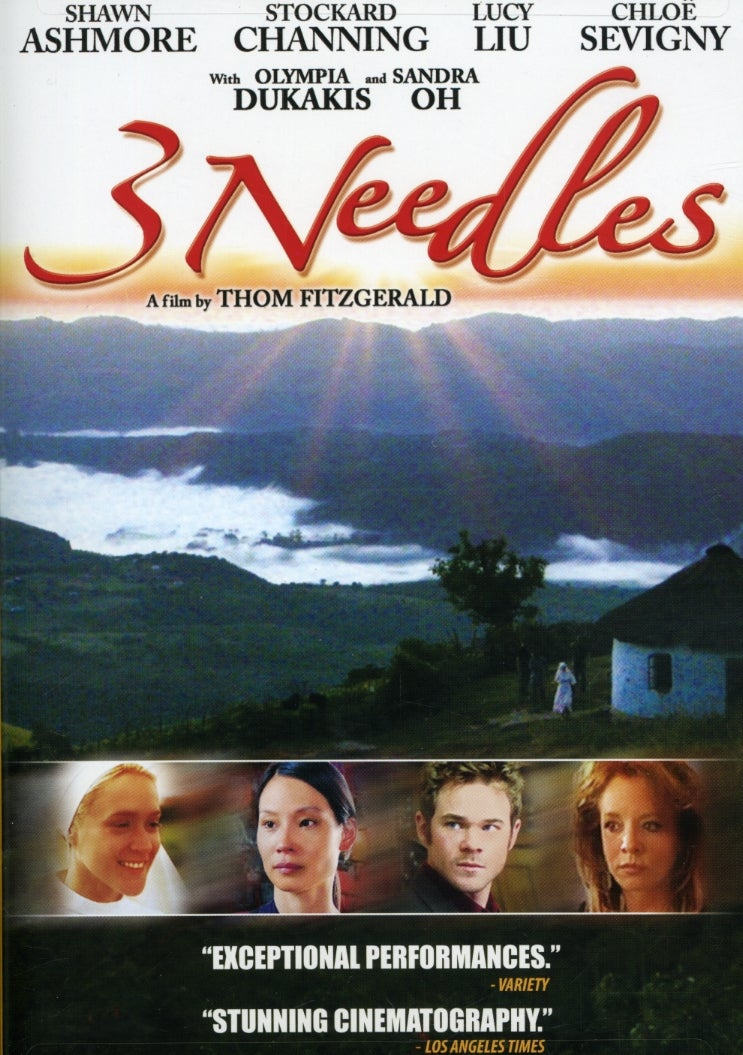 3 Needles (DVD)