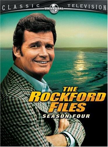 The Rockford Files: Season 4 (DVD)