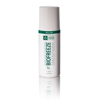 BioFreeze 3-ounce Roll-On Cold Cooling Pain Reliever (Pack of 12)
