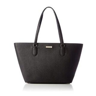 Kate Spade Laurel Way Tote Bag Black Solid