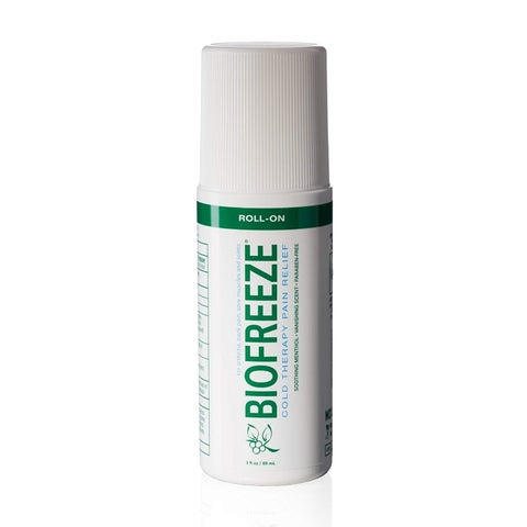 BioFreeze 3-ounce Relieving Gel Roll On (Pack of 12)