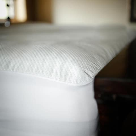 Kotter Home Dimple Knit Waterproof Mattress Protector