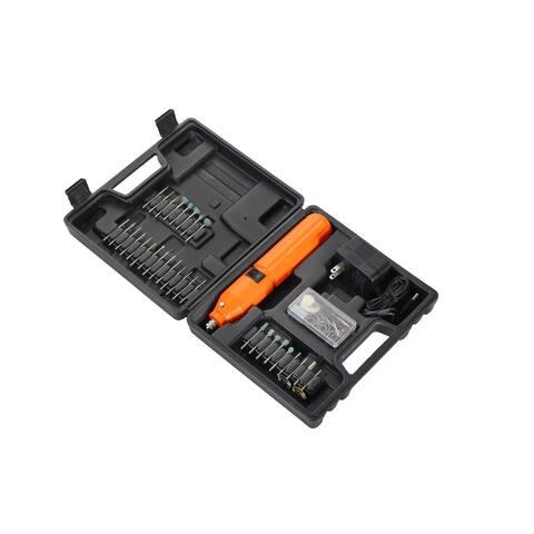 3.6V Cordless Rotary Tool Set (60-Piece)