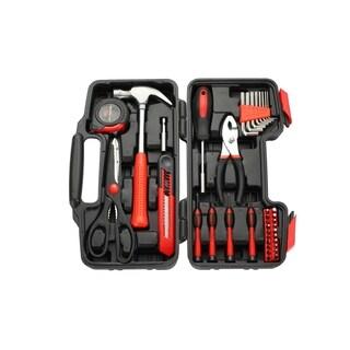 39-Piece Tool Kit Red