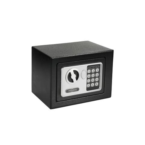.16 Cubic Feet Digital Safe Black