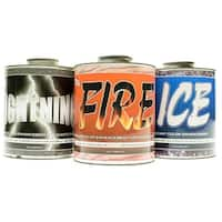 SUPERIOR Fire, Ice, & Lightning Instant Color Stone Enhancement-1 Quart