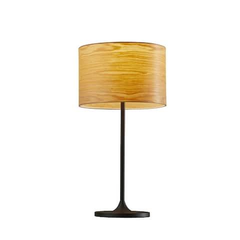 Adesso Matte Oslo Table Lamp