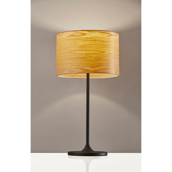 Adesso Matte Oslo Table Lamp. Opens flyout.