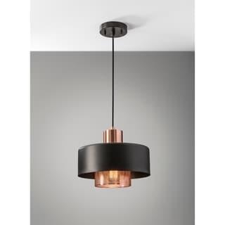 Eclectic lighting Vertical Adesso Bradbury Black And Copper Pendant Light Amazoncom Buy Bohemian Eclectic Kitchen Pendant Lighting Online At