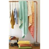 IBENA Throw Blanket Solna Mint