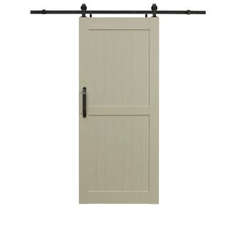 42X84 Montana White Ash Door Kit - N/A
