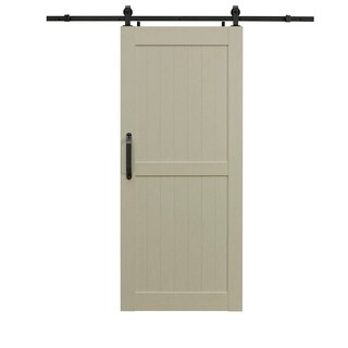 36X84 Montana White Ash Door Kit - N/A