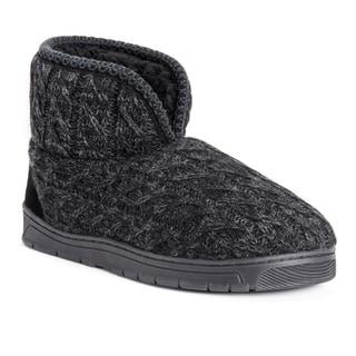 MUK LUKS® Men's Mark Bootie Slippers