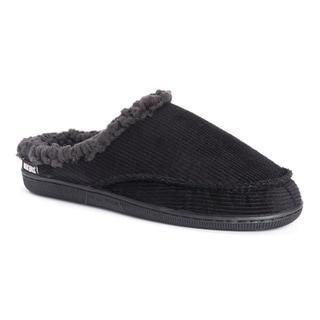 MUK LUKS® Men's Corduroy Clog Slippers
