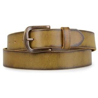 Calvin Klein Vintage Inspired Men's Fashion Belt
