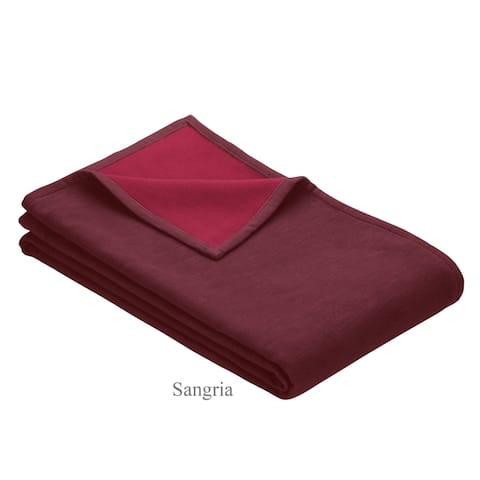 IBENA 100% Organic Cotton Throw Stockholm