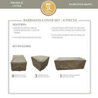 BARBADOS-08a Protective Cover Set