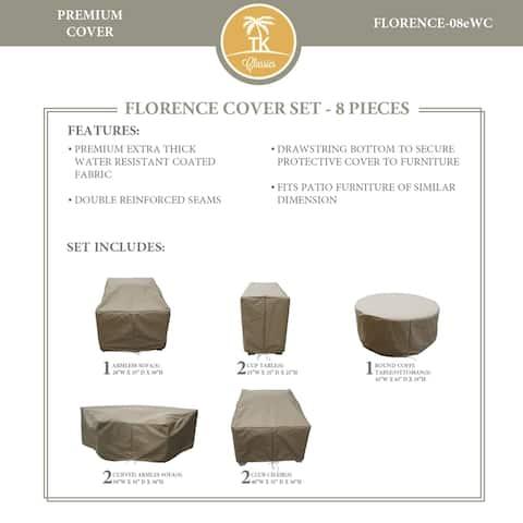 FLORENCE-08e Protective Cover Set