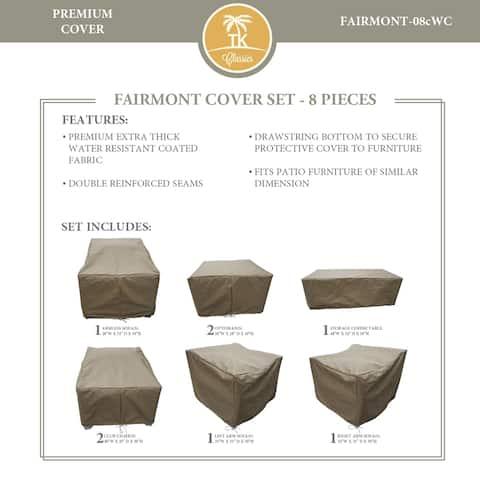 FAIRMONT-08c Protective Cover Set