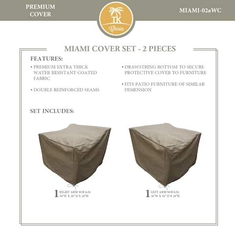 MIAMI-02a Protective Cover Set