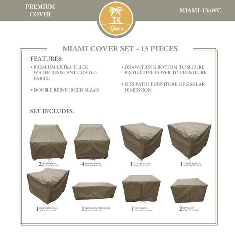 MIAMI-13a Protective Cover Set