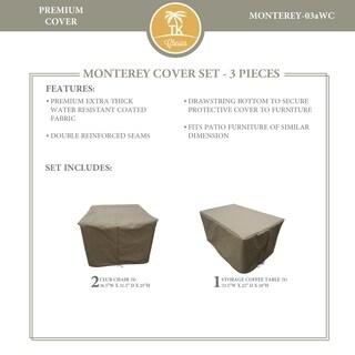 MONTEREY-03a Protective Cover Set