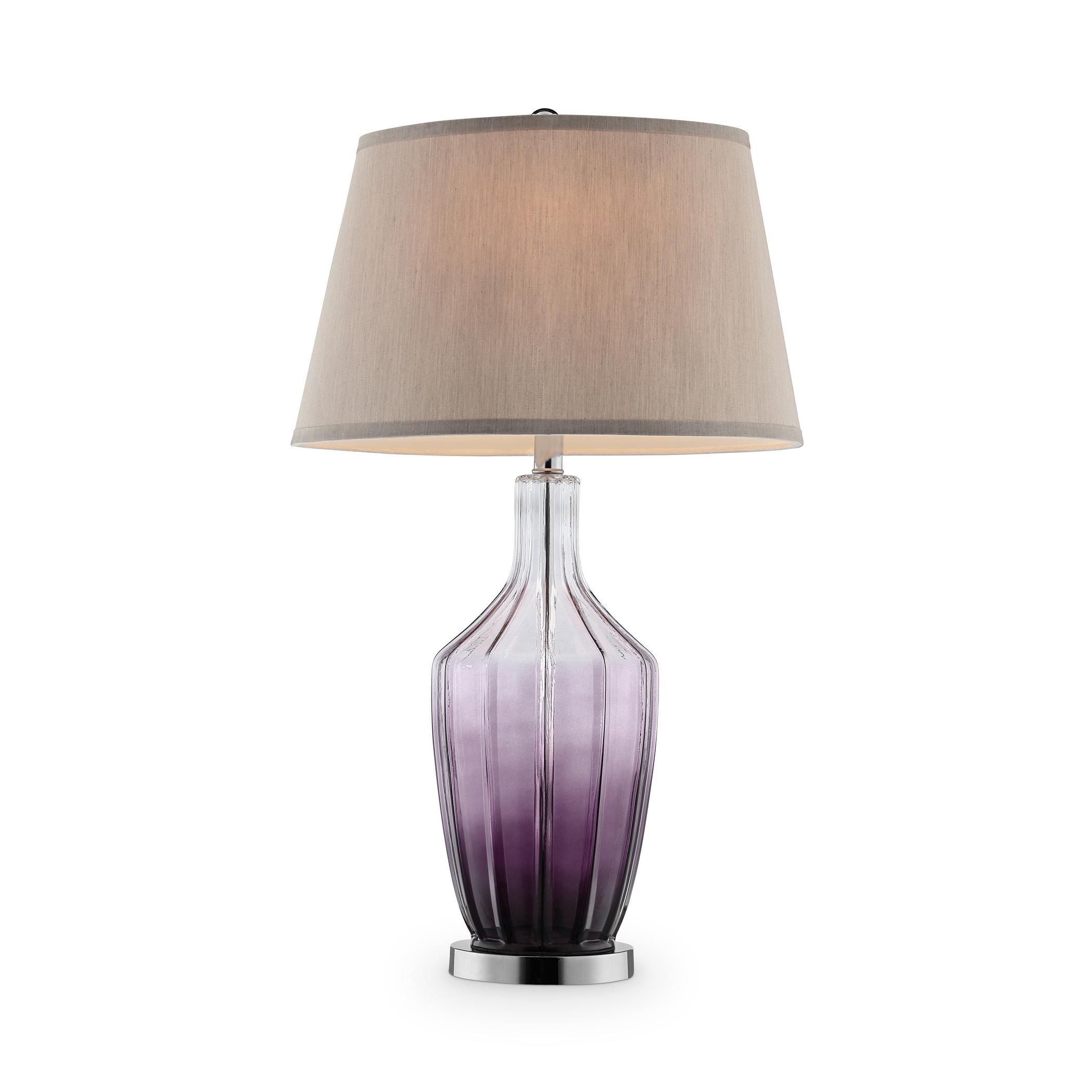Ok Lighting Larissa Table Lamp