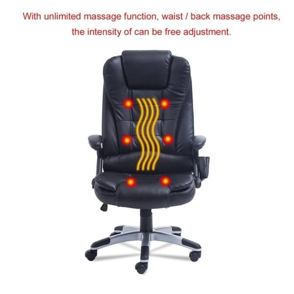 Shop Home Office Computer 6 Point Wireless Game Massage Chair Overstock 22919601