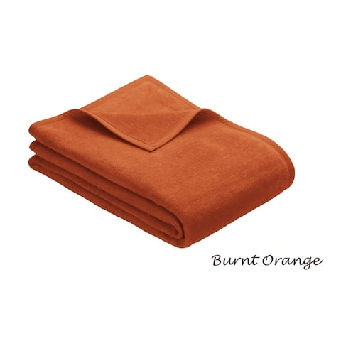 IBENA Full/Queen Blanket Porto in 13 Colors
