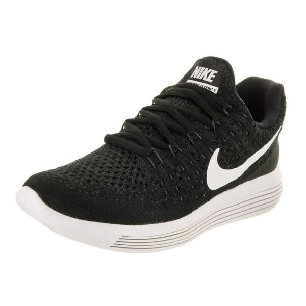 3029b5a159ad9 Shop Nike Kids LunarEpic Low Flyknit 2 GS Running Shoe - Free ...