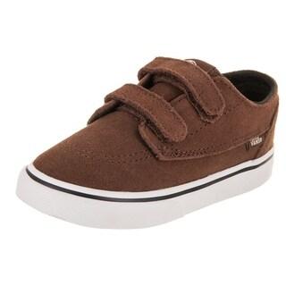Vans Toddlers Brigata V Skate Shoe