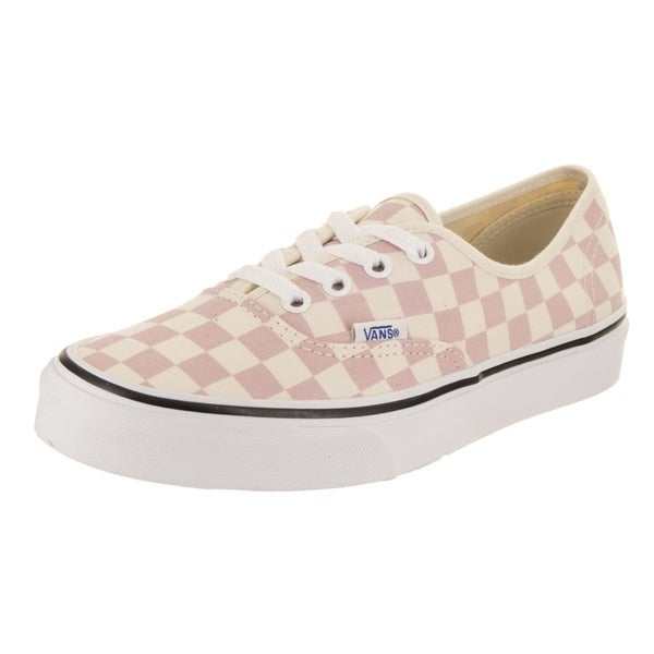 1b219ac30ef Shop Vans Unisex Authentic (Checkerboard) Skate Shoe - Free Shipping ...