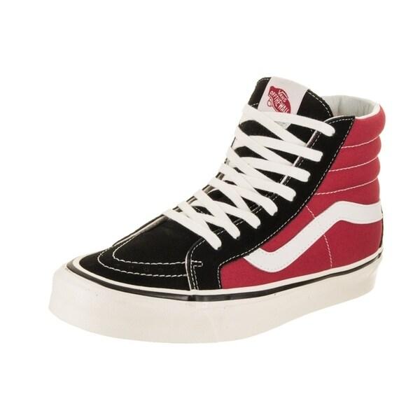 572fc3854e Shop Vans Unisex Sk8-Hi 38 DX (Anaheim Factory) Skate Shoe - Free ...