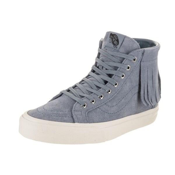 ace25496d0cb89 Shop Vans Unisex Sk8-Hi Moc (Suede) Skate Shoe - Free Shipping Today -  Overstock - 22927572