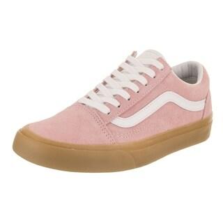 Vans Unisex Old Skool (Double Light Gum) Skate Shoe