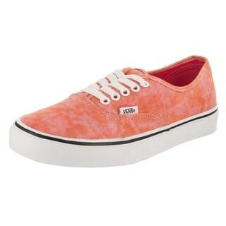 Vans Unisex Authentic (Sparkle) Skate Shoe