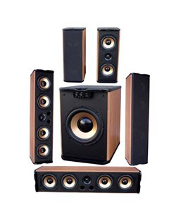 Premier Acoustic PA-4.4 Home Theater System