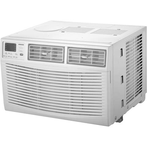 Amana 10,000 BTU Window Mounted Air Conditioner with Electronic Controls - White