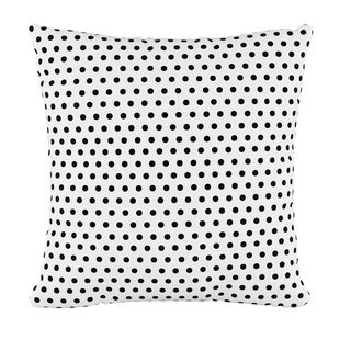 Skyline 18 inch Throw Pillow in Polka Dot
