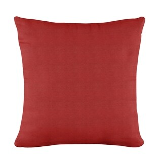 Skyline 18 inch Throw Pillow in Linen