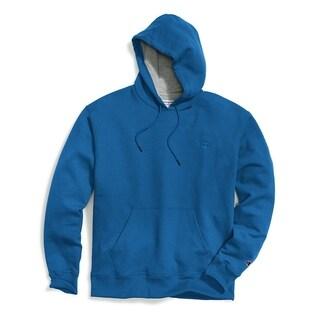 Champion Men's Powerblend; Fleece Pullover Hoodie