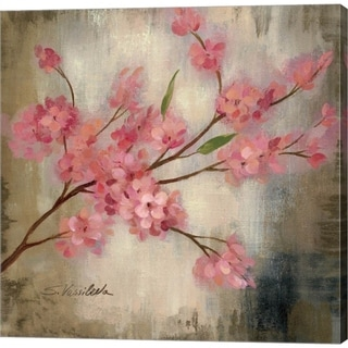 Link to Silvia Vassileva 'Cherry Blossom I' Canvas Art Similar Items in Canvas Art