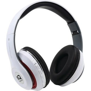 IQ Sound Bluetooth Wireless Headphones and Mic