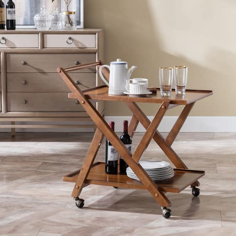 Carson Carrington Bifrost Bar Cart