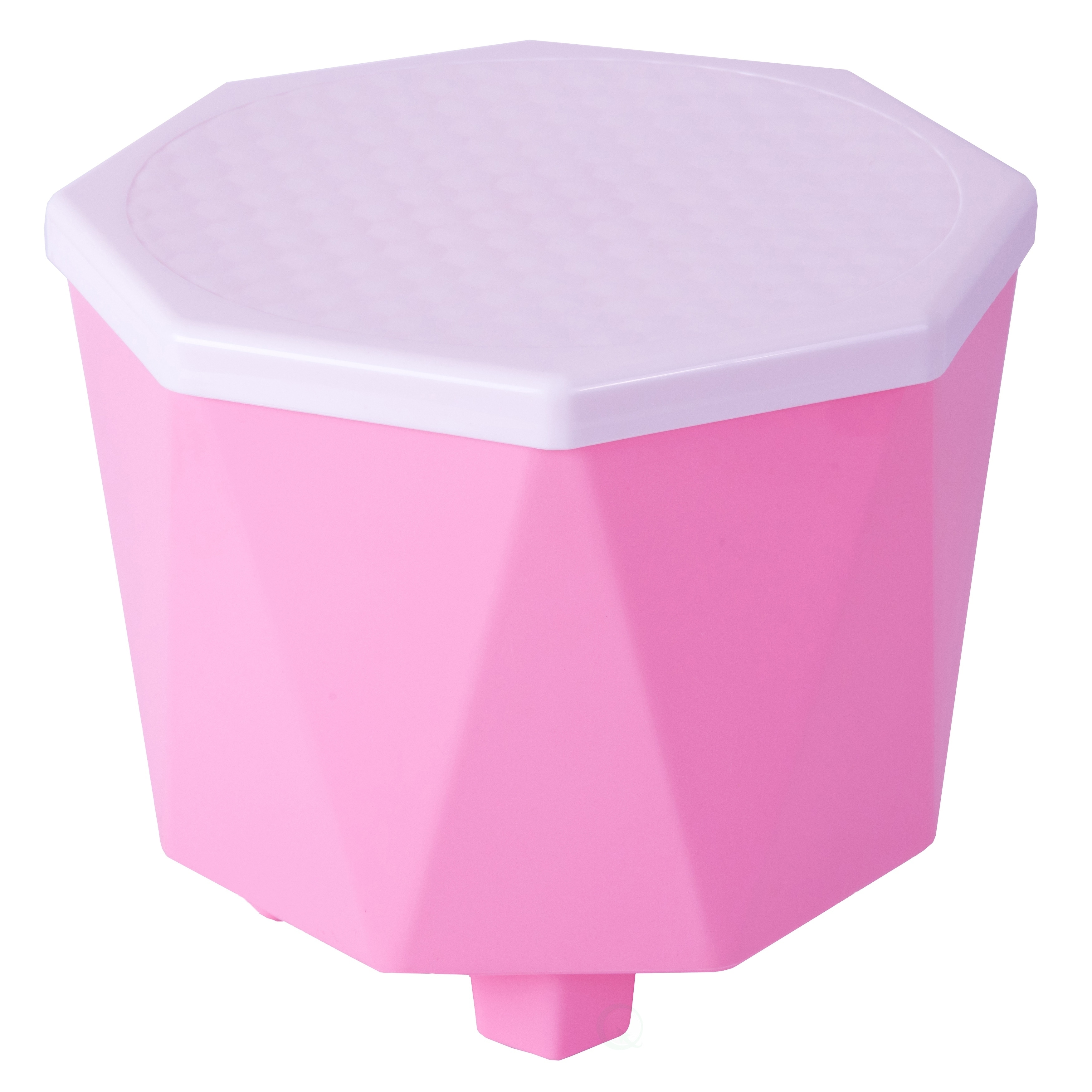 Groovy Plastic 2 In 1 Storage Step Stool Bralicious Painted Fabric Chair Ideas Braliciousco